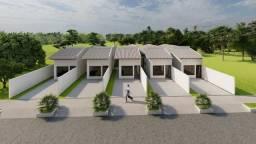Casa Nova Financia 2/4 Sendo 1 Suíte Casa Forrada Com Laje Proximo do Aureny lll