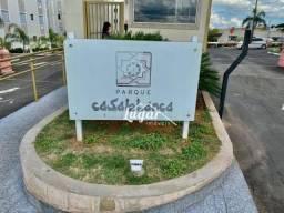 Apartamento com 2 dormitórios para alugar, 47 m² por R$ 600/mês - Jardim Califórnia - Marí