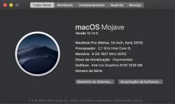 Vendo MacBook Pro 2015 modelo A1502