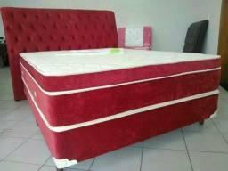 Sofá e cama box novos parcelamentos na promissória para lauro de Freitas