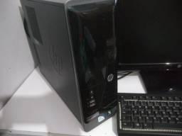 Quebrado computador completo da HP 4g de Tam Intel Celeron