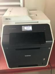Impressora Profissional Multifuncional Brother MFCL-8600CDW Wifi