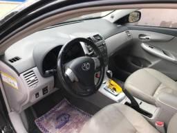 Toyota corolla xei 2.0 16v flex preto 2011/2012 - 2012