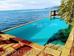 Paraíso na Costa Verde! Refúgio na Ilha Tropical Itacuruçá (Ref.01)