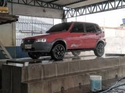 Fiat/uno Mille way economy completo de tudo - 2012