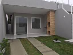 Casa Plana, com opções de 2 e 3 quartos. Na Itaitinga!