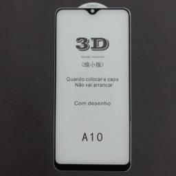 Pelicula 3D Samsung A10 no atacado para lojista e técnico
