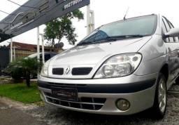 Renault scenic previlege 2.0 aut. oportunidade - 2008