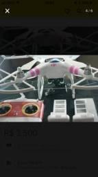 Drone Phanton 2 Nova versão + H3-3d