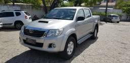 Toyota Hilux 4x4 automático 2015/2015 80.000km rodados - 2015