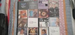 CDs Originais diversos