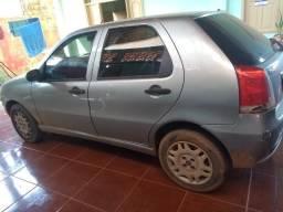 Carro Pálio 2009/2010 - Cor prata - 2010