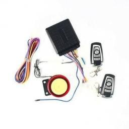 Sistema de alarme pra moto knup