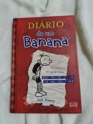 Livro: Diário de um banana - vol. 1