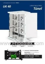 Ultracongelador de massas e resfriador rápido de caneca