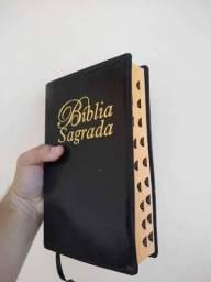 Bíblias novas na Central