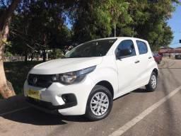 Peq. entrada + 699 Mensais - Fiat Mobi 2018 1.0 Flex Super Novo