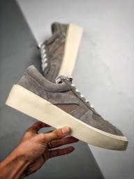 Tênis Fear of God Leather Low