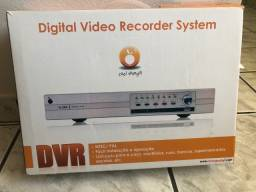 DVR Orange OR-D4122 4 Cam - HD 500GB