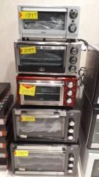 Fornos Eletricos Oster , Varios modelos , Sem Uso , 110 volts