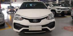 Toyota Etios x 1.5 AUTOMATICO