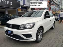 Volkswagen Voyage msi 1.6 flex 8v 2019 _ entrada apartir de 9mil + 48x 727,00 fixas