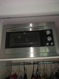 Forno elétrico e Cooktop Fisher
