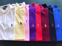 Camisa Polo Ralph Lauren - Custom Fit - M