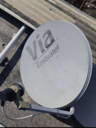 2 antenas por 89,90 para aparelhos de tv