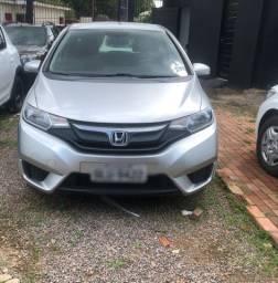 Honda Fit CVT
