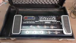 Pedaleira Zoom G9.2tt Valvulada + Case