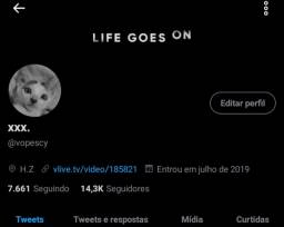 CONTA DE 14,3K (MIL) NO TWITTER (black friday) kpop, bts