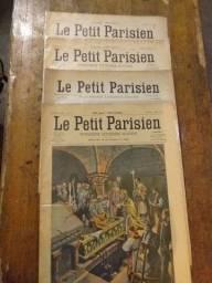 Título do anúncio: Exemplares jornais antigos