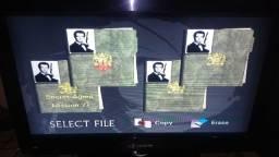 N64 SEMI NOVO COM 1 CONTROLE ORIGINAL E 2 JOGOS ORIGINAIS ACEITO CARTÃO.