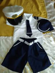Roupinha Marinheiro  Tamanho 1