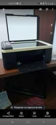 Título do anúncio: Impressora hp, cartuchos cheios funcionando.