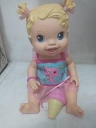 Boneca baby alive (original)