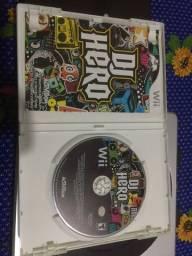 DJ Hero original para Nintendo wii + Jogo original