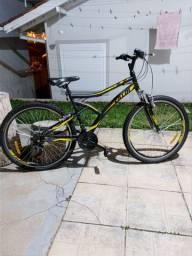 Bicicleta Caloi seminova