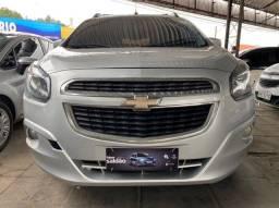 Título do anúncio: Chevrolet - Spin Ltz 1.8 Aut. 2018 C/GAS G5 ( 7 lugares ) Completo