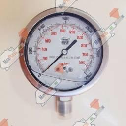 Título do anúncio: Manômetro para bomba de hidrojateamento