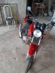 Ybr2010 pedal