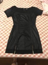 Título do anúncio: Vestido preto tipo tubinho