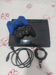 PS3 Super Slim Semi Novo