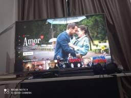 "Smart tv LG 47"" funcionando tudo"