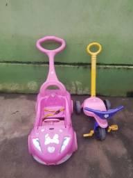 Carrim de menina
