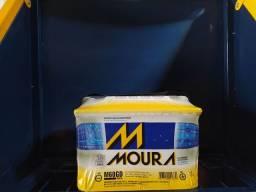Promoção bateria de carro Moura 60Ah