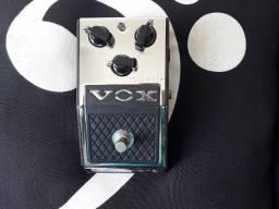 Pedal vox distortion booster -v830