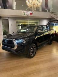 Título do anúncio: Toyota Hillux Srx 2021 Zero!