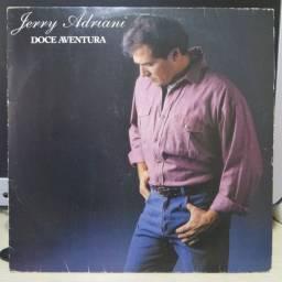 Lp Disco de Vinil Jerry Adriani - Doce Aventura *com encarte